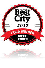 Best of the City 2017 Gold Winner Burnaby Funeral Homes