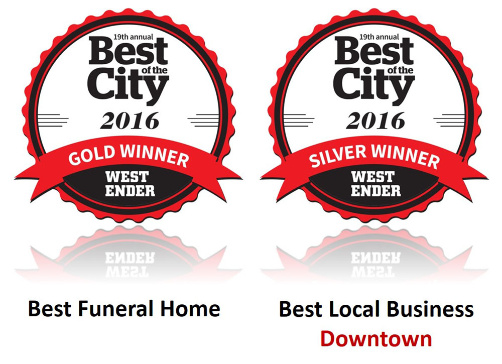 Best of the City 2016 Gold Winner