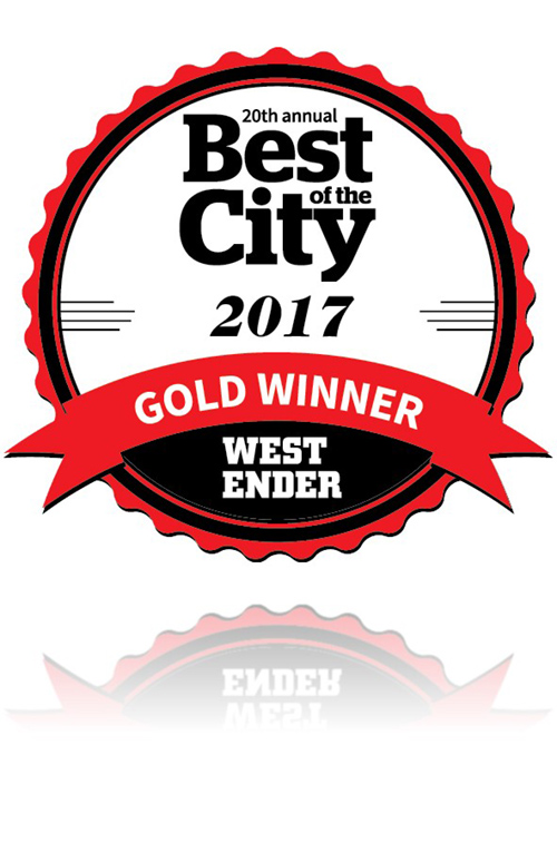 Best of the City 2017 Gold Winner Funeral Services