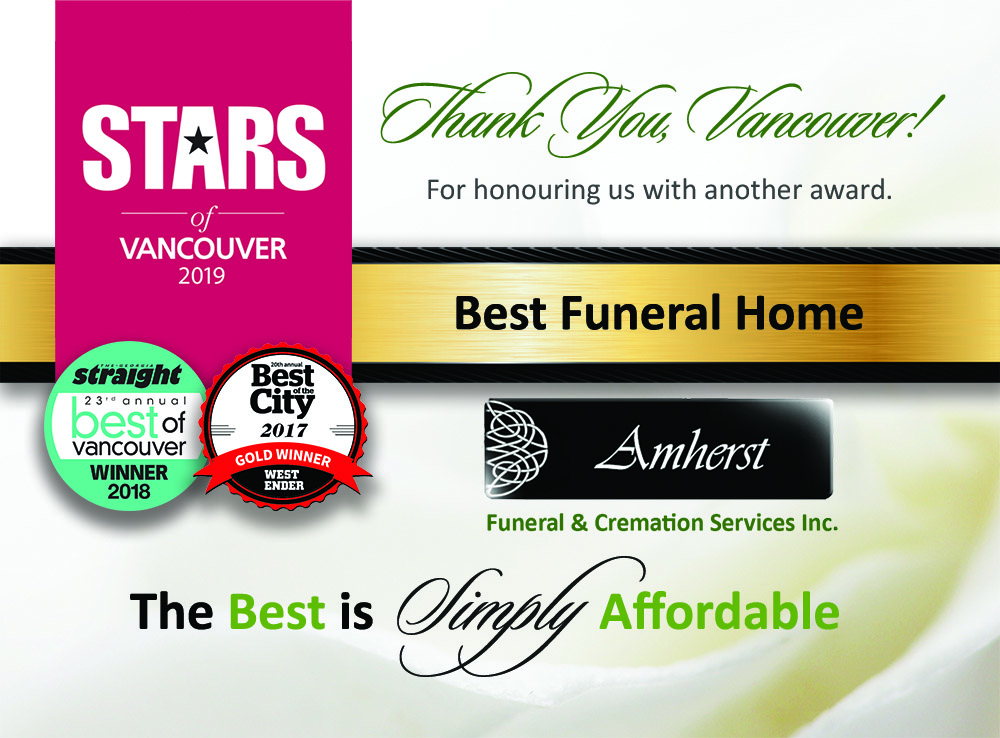 Burnaby funeral home